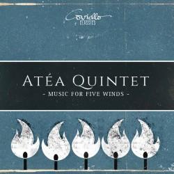 Atéa Quintet - Music for...
